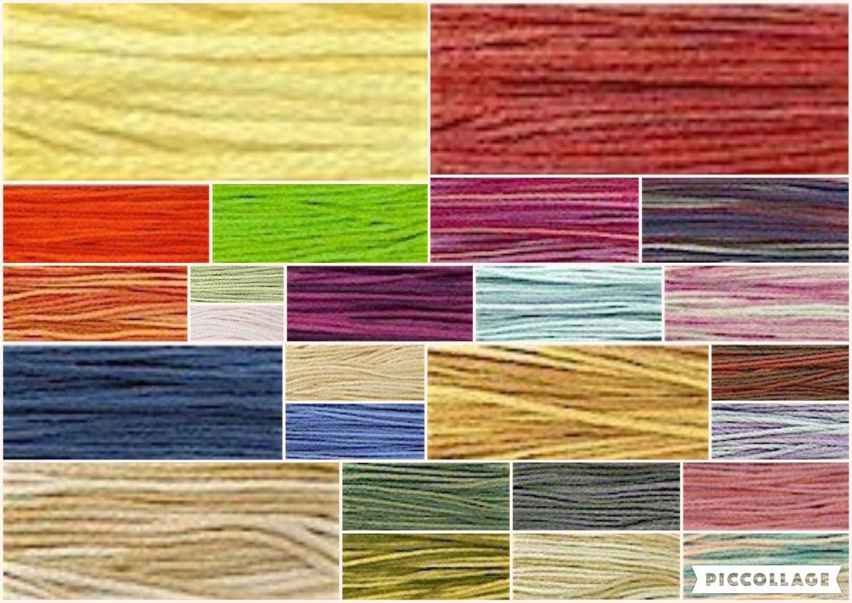 Weeks Dye Works Thread Club